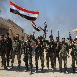 Сирийская армия готовится к началу наступления в провинциях Хама и Идлиб