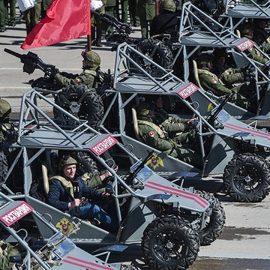 Багги Чаборз в силовых структурах России
