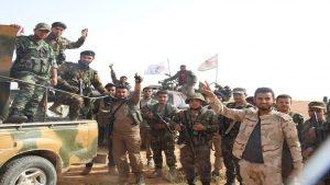 На границе Сирии и Ирака проходит операция против ИГИЛ