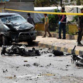 Взрыв произошел у здания Университета Мосула на севере Ирака