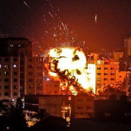 Израиль заявил о запуске свыше 400 ракет из сектора Газа за сутки