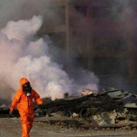 На химическом заводе в Пермском крае произошёл взрыв