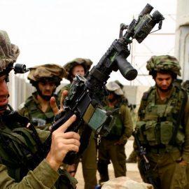 Солдаты Израиля вместе с армией ФРГ оттачивают захват российской деревни