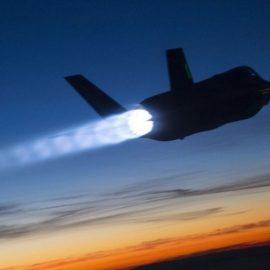 В черном ящике разбившегося японского F-35 нет записывающего устройства