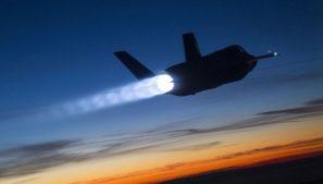 истребитель F-35A