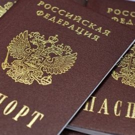 Паспорта России для жителей ДНР. 5 лет Республикам Донбасса