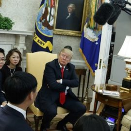 Трамп озаботился продовольственной помощью Северной Корее
