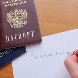 В Кремле оценили намерение Киева «не признавать» паспорта РФ в Донбассе