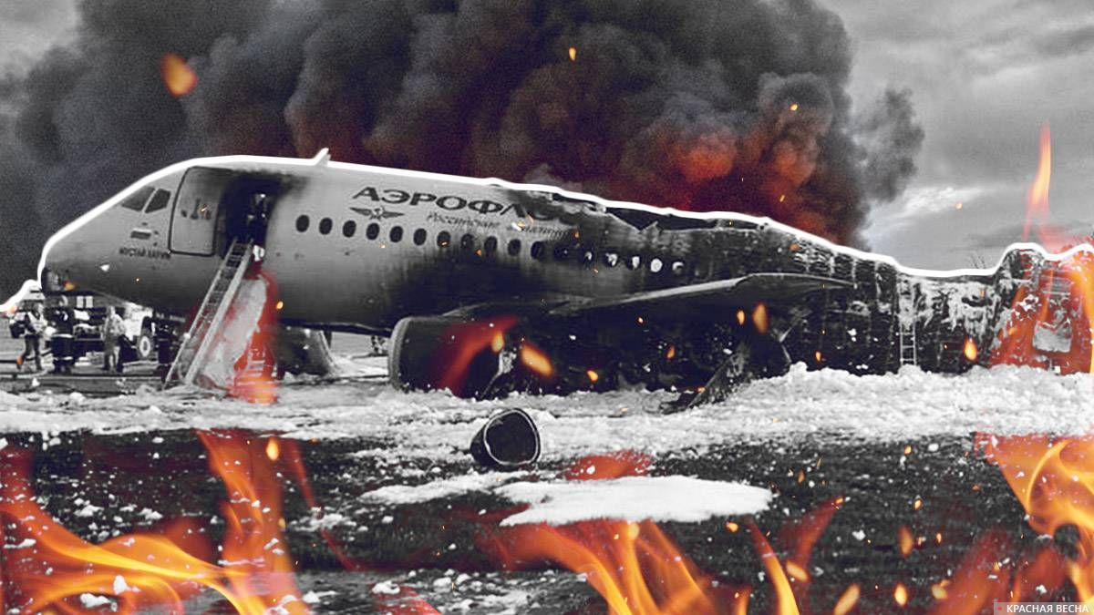 Лучше подайте другой самолет. «Аэрофлот» отменяет больше  рейсов Superjet 100