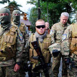 Жителей оккупированного ВСУ Дзержинска кошмарят террористы «Айдара»