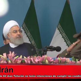 Teherán reanudará los trabajos del enriquecimiento de uranio