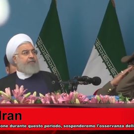 Teheran riprenderà l'arricchimento dell'uranio