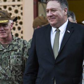 США наращивают атакующую мощь на Ближнем Востоке и обещают «действовать»