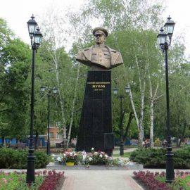 Жители Харькова требуют вернуть название проспекту имени маршала Жукова