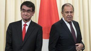 Россия и Япония не смогли урегулировать расхождения по вопросу заключения мирного договора