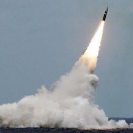 США испытали баллистическую ракету четвёртого поколения Trident II