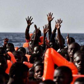 Близ побережья Туниса утонули 70 нелегальных мигрантов