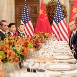 США и Китай не смогли достигнуть соглашения в ходе торговых переговоров