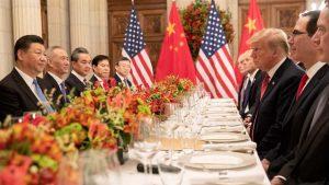 США и Китай, в ходе 11-го раунда торговых переговоров, состоявшихся вчера в Вашингтоне, и прошедших на фоне очередного повышения пошлин на китайские товары, вновь не смогли достигнуть соглашения. Позже президент США распорядился начать подготовку к повышению пошлин на китайские товары стоимостью еще на $300 млрд.