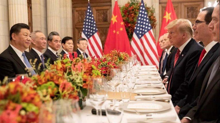 Торговые переговоры между США и Китаем закончились безрезультатно