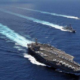 Пентагон усилит ударную группу на Ближнем Востоке для «противодействия Ирану»