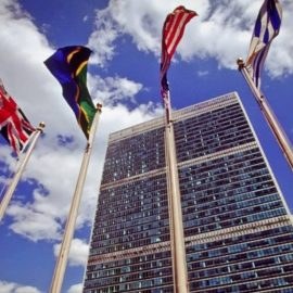 США не пустили российских дипломатов на форум в ООН