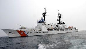 патрульный катер Береговой охраны США