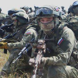 Боевики «Исламского Государства» выложили видео «атаки на конвой» силовиков в Чечне