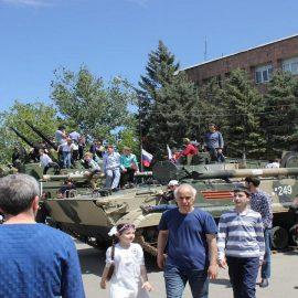 136-я мотострелковая бригада ЮВО полностью перевооружена на БМП-3
