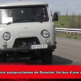 Donbass. Bilan de la semaine