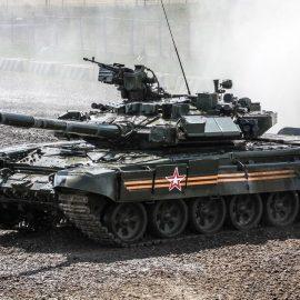 Танки Т-90 в армии России