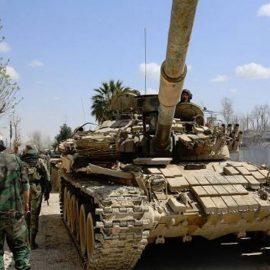 «Силы Тигра» взяли новые позиции на севере провинции Хама