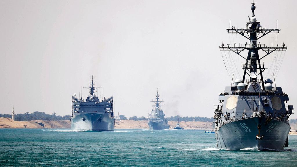 Мадрид вывел свой фрегат из боевой группы во главе с США на Ближнем Востоке