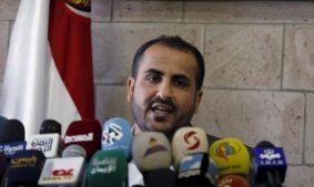 Официальный представитель движения хуситов Мохаммед Абдулсалам