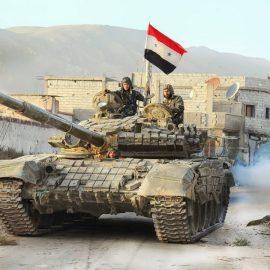 Тактика сирийской армии в ходе операции в Хаме