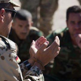 ФРГ не видит угрозы, но приостанавливает свою военную миссию в Ираке