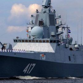 Балтийский флот начал испытания фрегата «Адмирал Касатонов» и корвета «Гремящий»