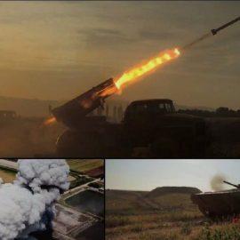 [Видео 21+] Север Хамы. «Нусра» теряет долину аль-Габ