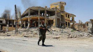 Сводка событий в Сирии и на Ближнем Востоке за 15 мая 2019 года