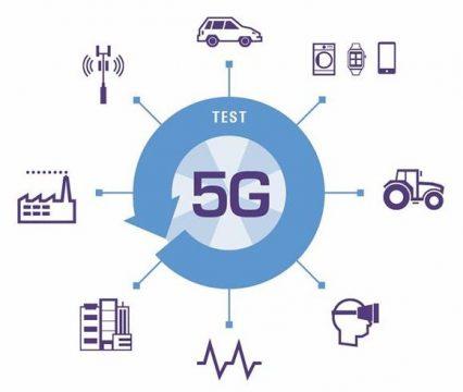 технологии 5G-сети