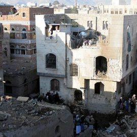 При авиаударе в Йемене пострадали две россиянки