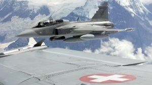Швейцария решила закупиться истребителями почти на 6 миллиардов