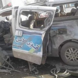 В Манбидже прогремел взрыв