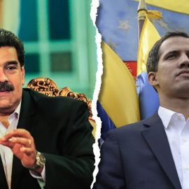 Negotiations between the representatives of Maduro and Guaydo in Oslo