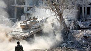 Сводка событий в Сирии и на Ближнем Востоке за 16 мая 2019 года