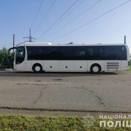 Реалии Руины: Возле Харькова автобус чуть не взорвал пьяный пассажир