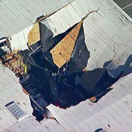 В США разбился истребитель F-16
