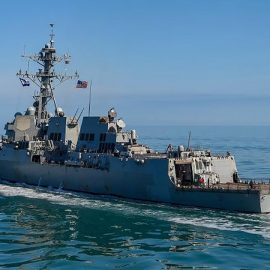 US destroyers armed with «Tomahawks» entered the Persian Gulf