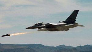 ВВС Израиля нанесли удар по территории Сирии