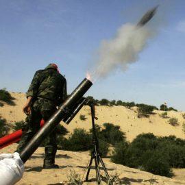 Боевики экстремистских группировок обстреляли два города в провинции Латакия